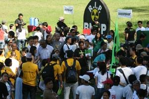 """Hundreds form """"No to BNPP"""" solidarity message"""
