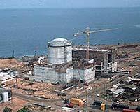 The Bataan Nuclear Power Plant