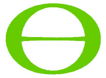 "The Ecology Symbol. The symbol was a combination of the letters ""E"" and ""O"" taken from the words ""Environment"" and ""Organism"", respectively."